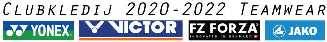 Teamwear 2020-2022