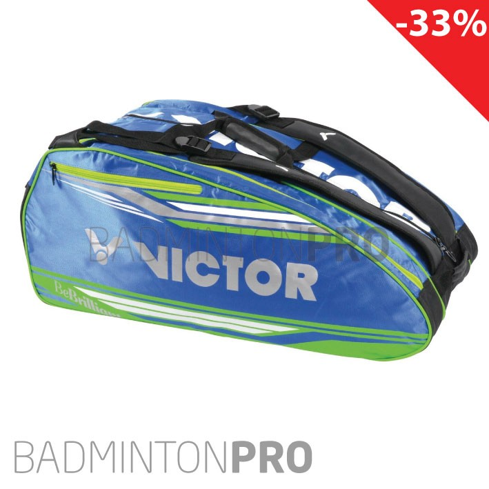 Victor Multithermo 9038 (3 compartiments) bleu/vert