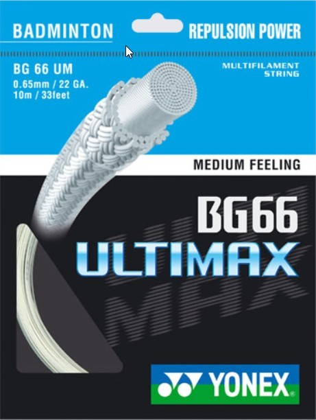 Yonex BG 66 Ultimax - coil 200 m