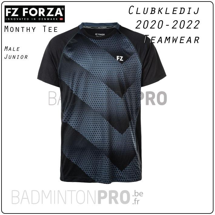 Forza teamwear clubkledij Malone shirt