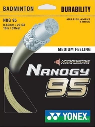 Yonex Nanogy 95 - coil 200 m