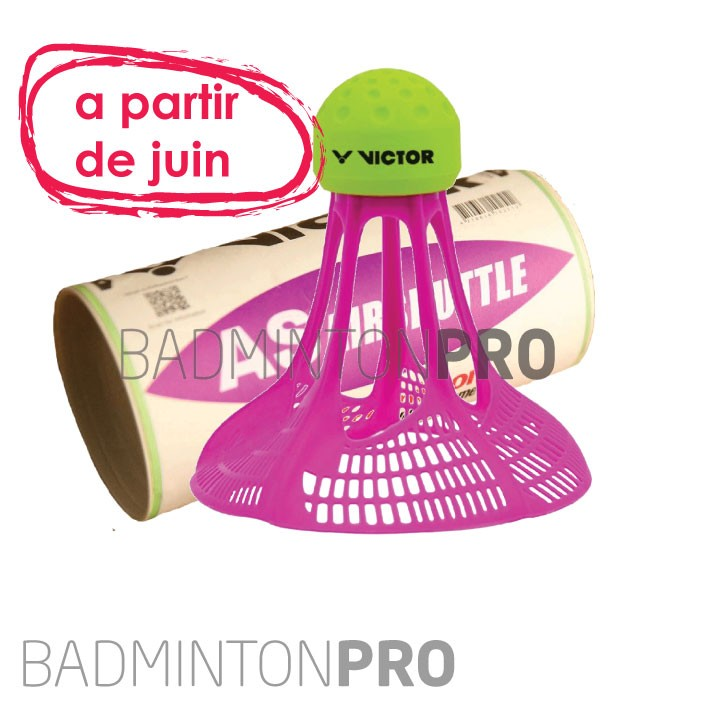 Victor AS Airshuttle buiten outdoor dehors badminton