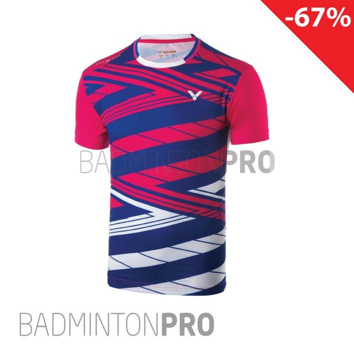 Victor Mens Shirt 6448 Unisex Pink