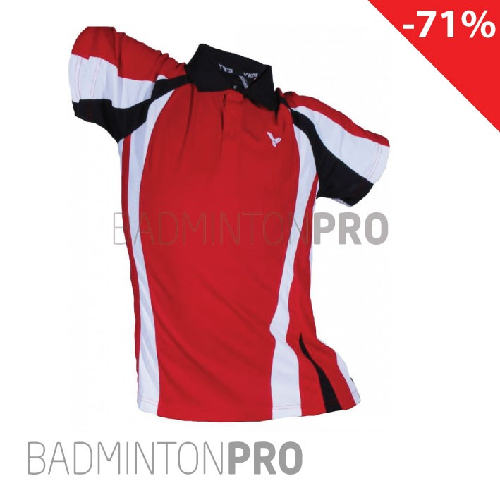 Victor Heren Polo 6833 rood