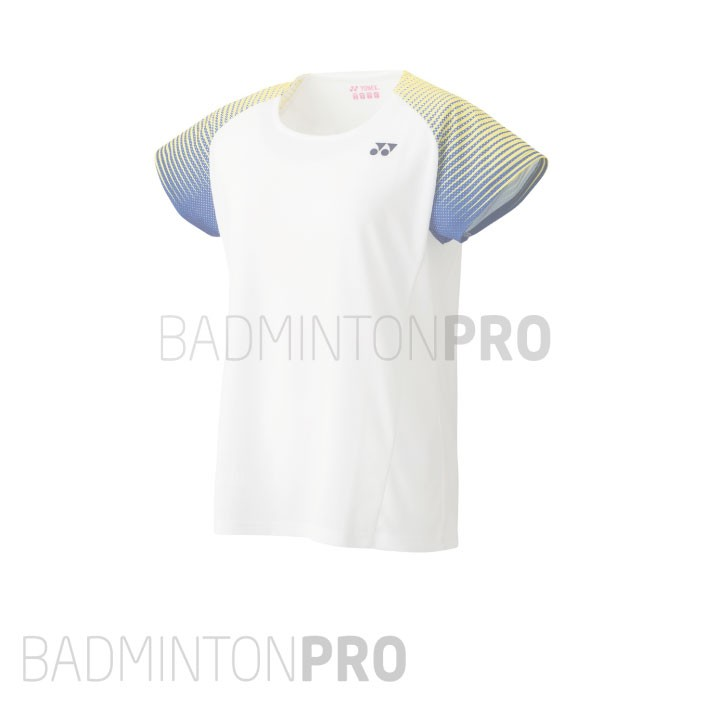 Yonex Dames Shirt 16446EX Wit badminton