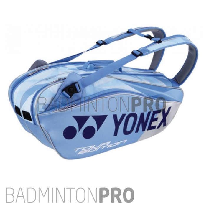 Yonex Pro Racketbag 9826EX clear blue